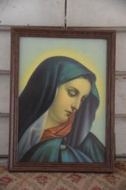 Maria schilderijtje