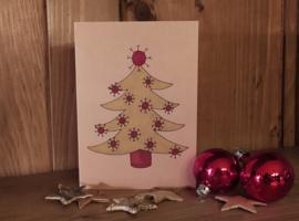Virus kerstboom