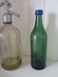 Stoere fles brandspiritus