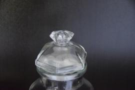 Glazen flesje