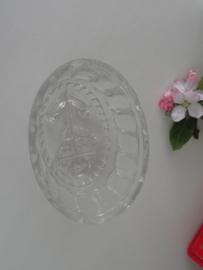 Glazen puddingvorm