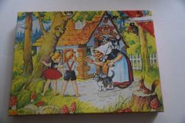 Puzzel Hans en Grietje