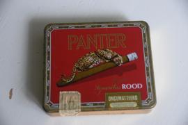 Panter sigarenblikje