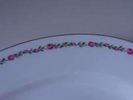 Lieve rozenschaal van Bavaria