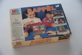 Spel MB Rappel