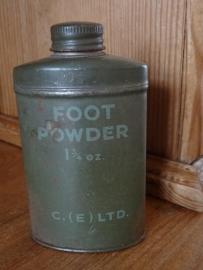 Stoer foot powder busje