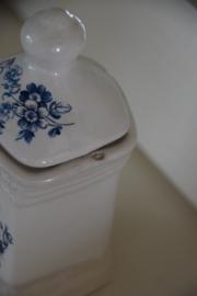 Delfts blauw – nootmuskaat