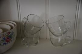 Brocante glazen