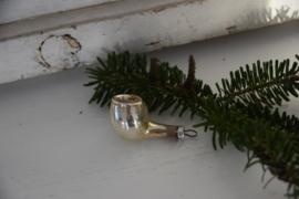 Oude pijp kerstbal