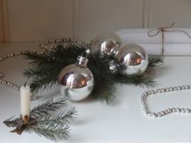 Set kerstballen