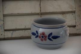Vintage bloempot