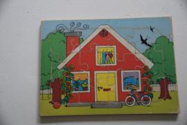 Puzzel huis