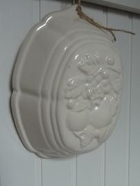 Gecraqueleerde puddingvorm
