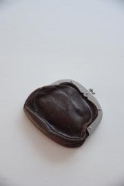 Oude portemonnee