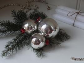 Kerstballen setje