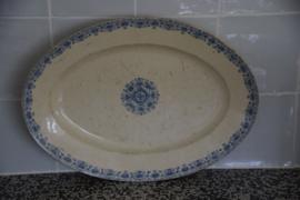 Oude Franse serveerschaal