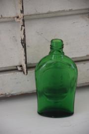 Vintage groen flesje - Beiersdorf