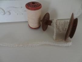 Brocante kant (naturel kleur)