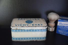 Oud Vichy blik
