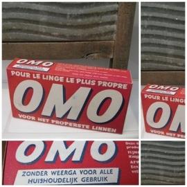 VERKOCHT Oude Omo verpakking - 2011044