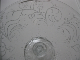 Glazen bokaal