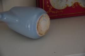Pastelblauw theepotje