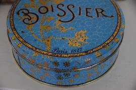 Frans Boissier blikje