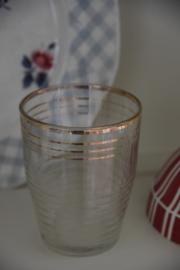 Oud glas/vaasje