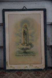 Schilderij Madonna del Rosario di Falima