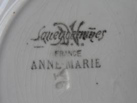 Frans bordje