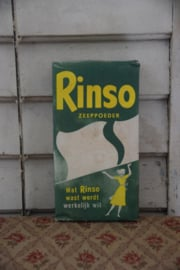 Oude Rinso verpakking