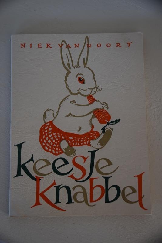 Keesje Knabbel!