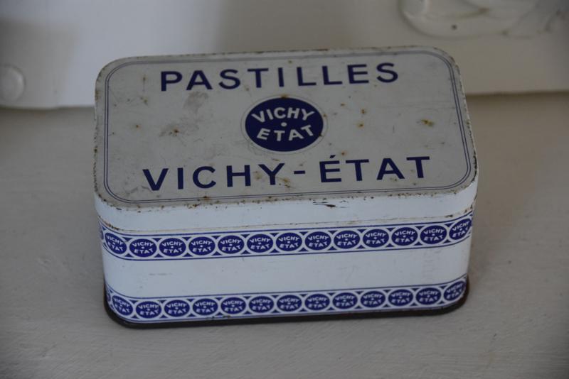 Vichy blikje