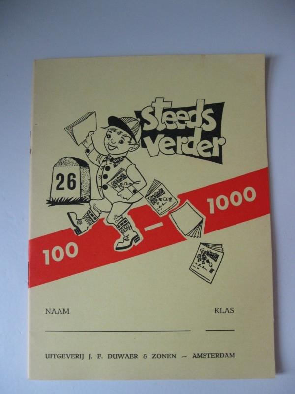 Oud schoolboekje