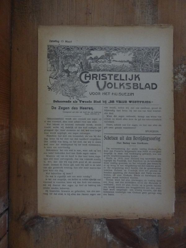 Christelijk Volksblad
