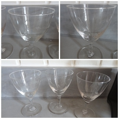 VERKOCHT Drie glaasjes - 2012174
