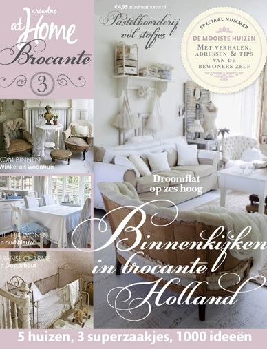 Ariadne at Home Brocante - nummer 3 2014