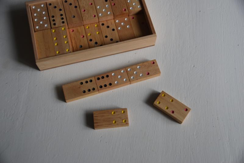 Doosje met domino