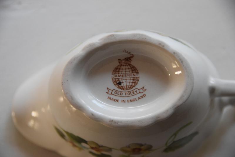 Engels high tea suikerbakje