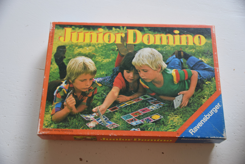 Vintage Junior Domino