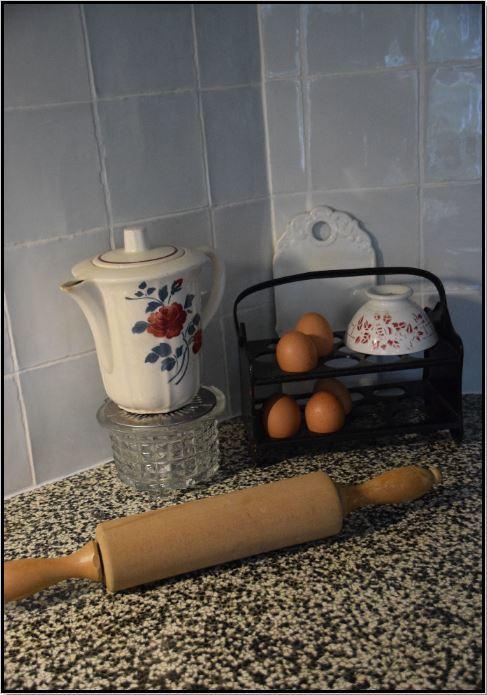 Keukenspullen