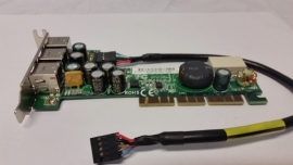 USB PCI board HP 398879-001 Powered