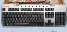 Compaq Keyboard kb-0133 (Danisch) PS2