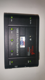More4You Toshiba USB 2.0 Port Replicator ll