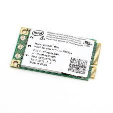 Intel Wireless WiFi Link 4965AGN mini pci/e