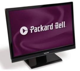 "18,5"" Packard Bell Viseo 190 W"