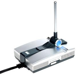 Linksys Wireless-G Range Expander WRE54G