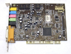 Creative Labs Sound Blaster CT4830