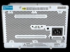 HP J9306A ProCurve 1500 W PoE+ ZL Power Supply