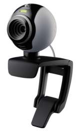 Logitech C300 1.3 MP Webcam